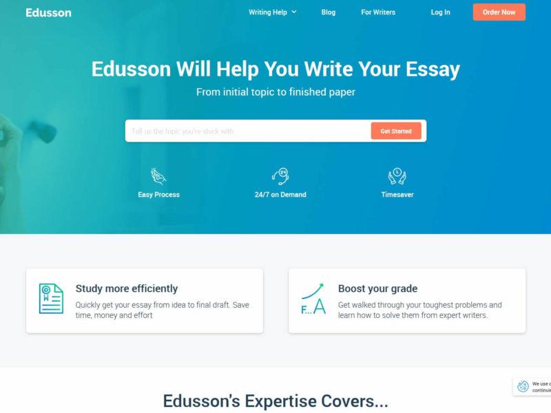 Edusson Reviews