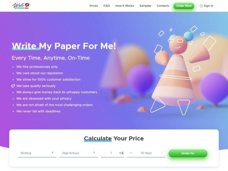 Writemypaper4me Reviews